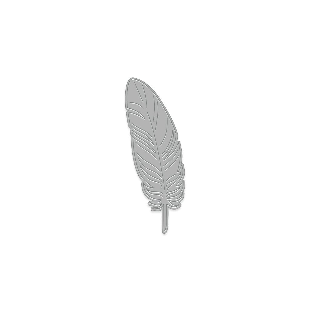 DI491 Paper Layering Feather (A)