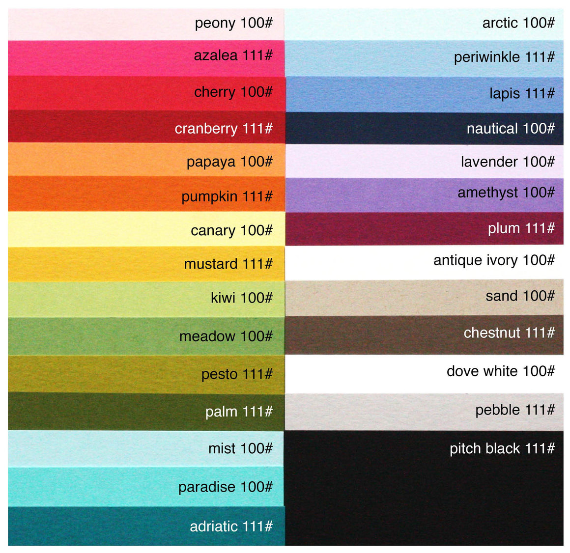 PS330 Hero Hues Sampler Pack 2020 (28)