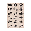 LL376 Animal Prints Ink 'n' Stamp