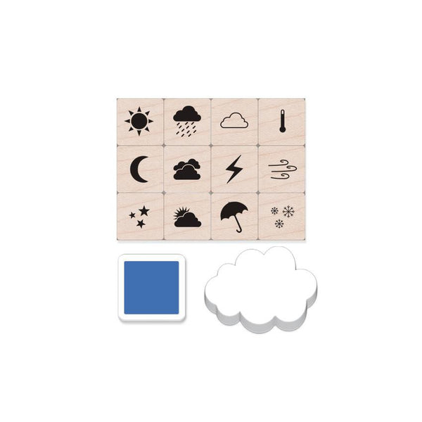 LP425 Weather Icons Mini Tub