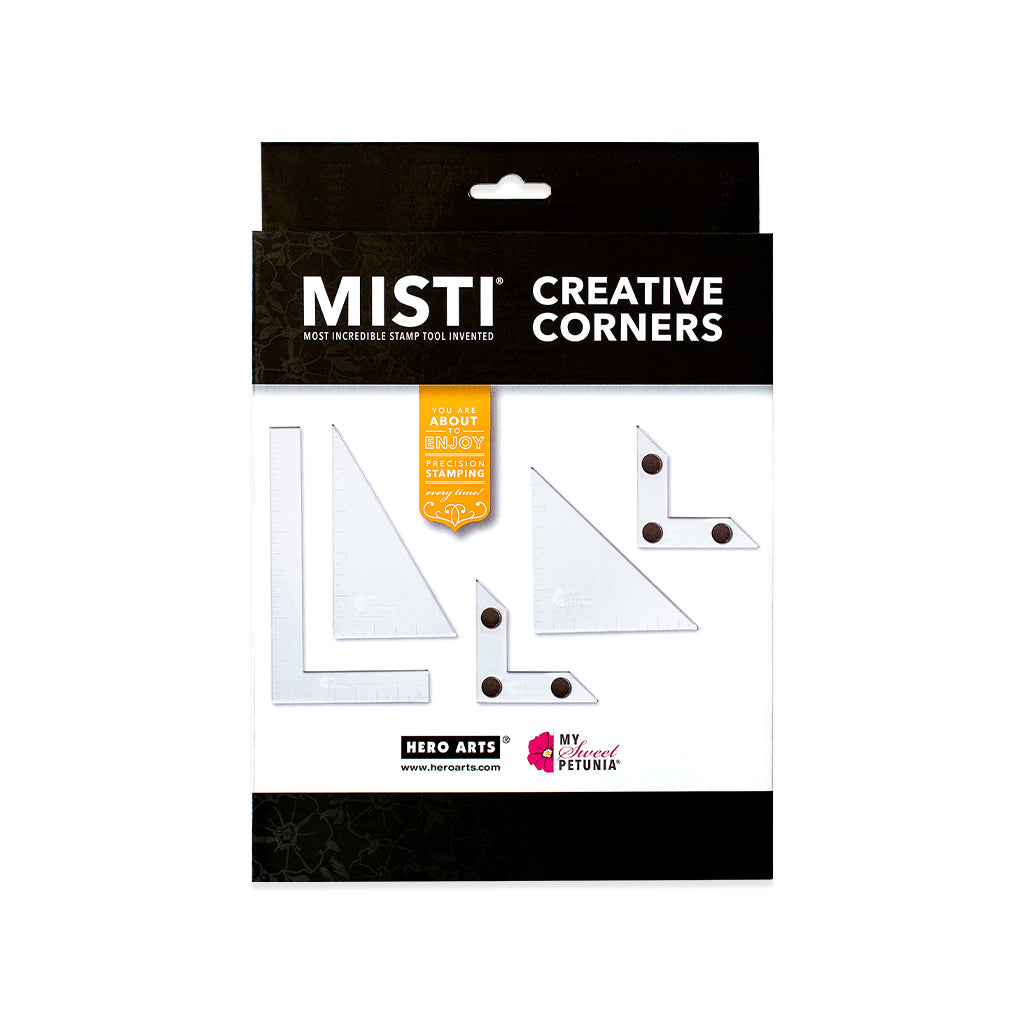 MT350 MISTI Creative Corners Hero Black