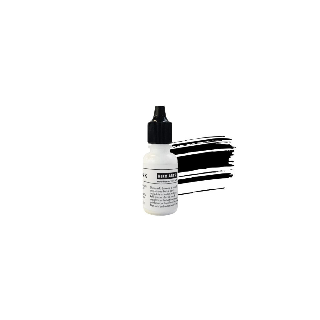 NK435 Licorice Reactive Ink Reinker
