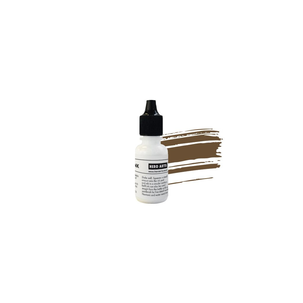 NK436 Root Beer Reactive Ink Reinker