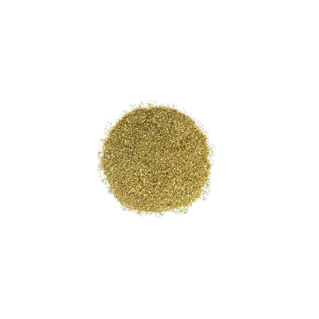 PW123 Gold Glitter Embossing Powder