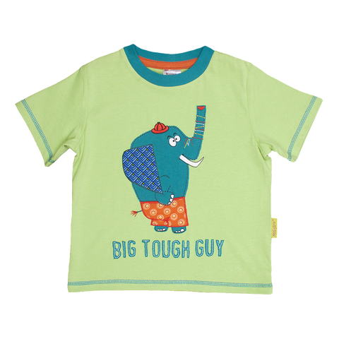 Big Tough Guy T-shirt - Kiboko Kids