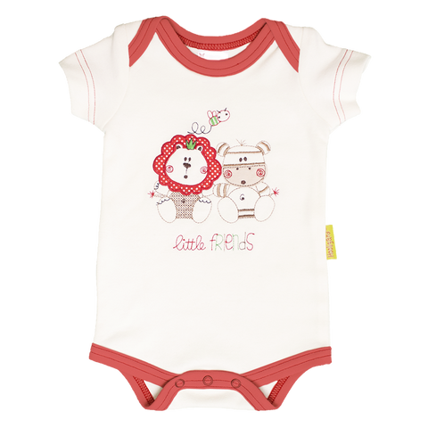 Little Friends Onesie - Kiboko Kids