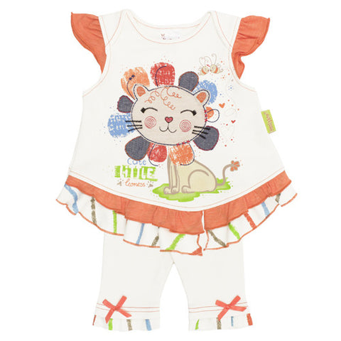 Cute Little Lion Infant set - Kiboko Kids