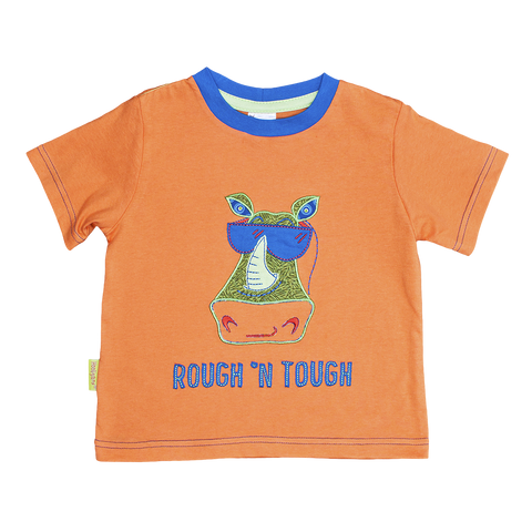 Rough 'n Tough T-shirt - Kiboko Kids