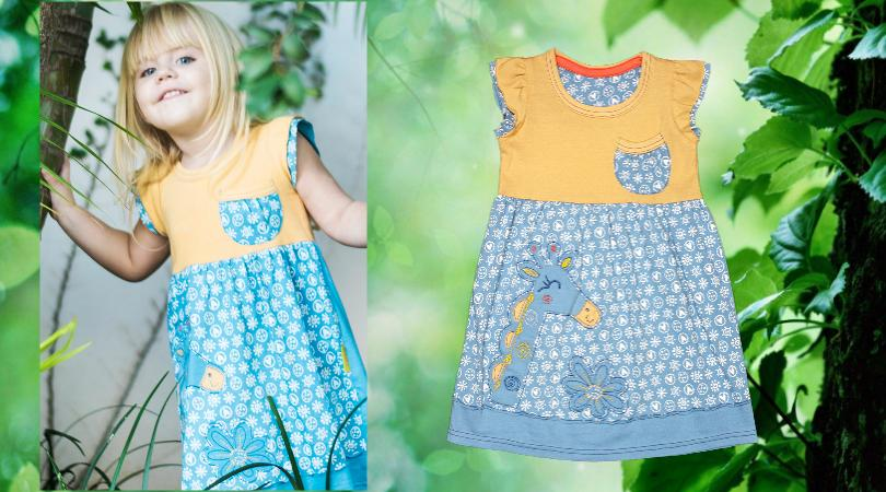 Girls dresses and play sets ages 0-7yrs.