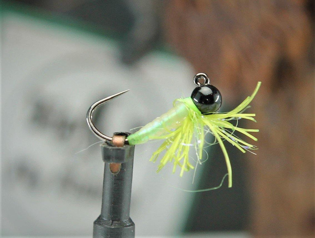 Fly Tying - Big T's Pearl Grub