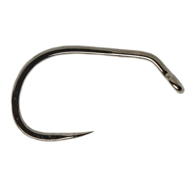 Fulling Mill Jig Force Short Barbless Hooks 50 pack