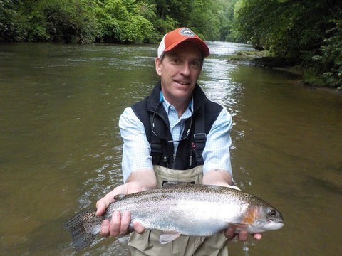 Guided Fly Fishing Trip at Fern Valley