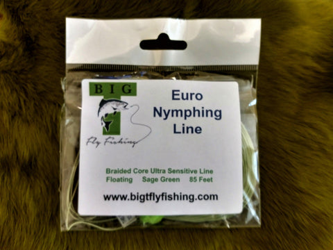 Euro Nymphing Line