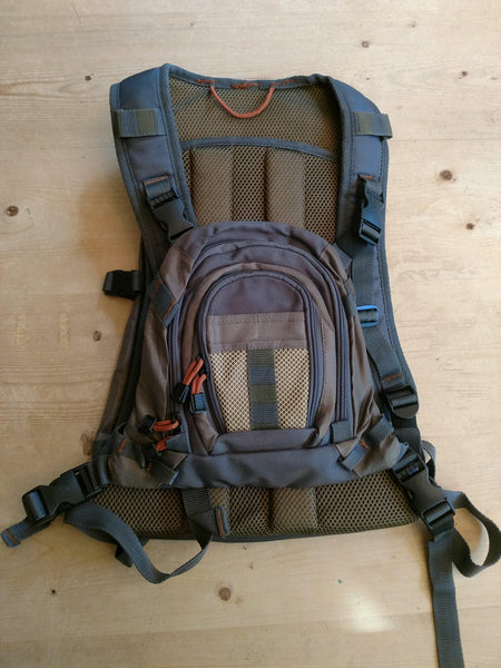 Chest Pack/Back Pack Combo - Big T Fly Fishing