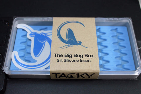 Tacky Fly Box - The Big Bug Box