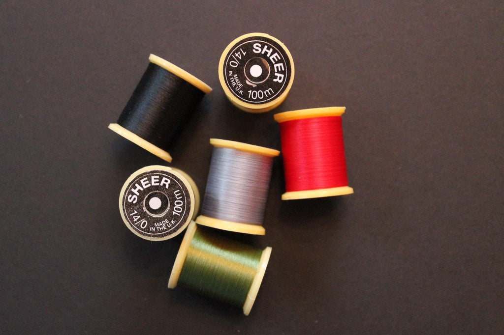 Gordon Griffiths 14/0 Sheer Ultrafine Thread