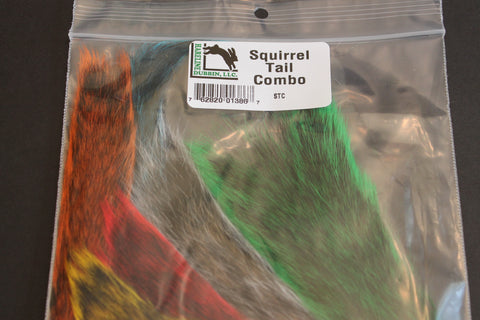 Squirrel Tail Combo Pack