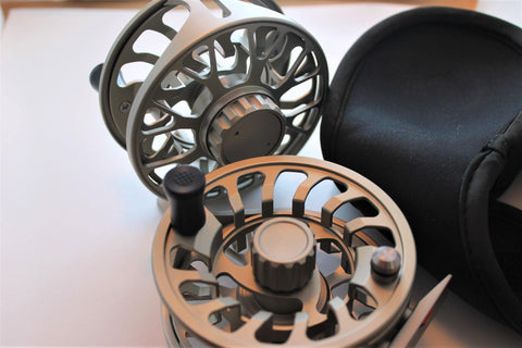 Large Arbor Waterproof Reel