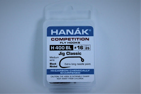 Hanak Competition Hooks Model 400 Jig Classic
