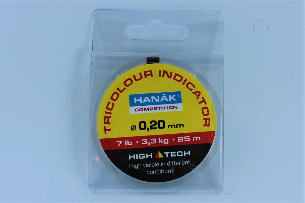 Hanak Tri Color Indicator Material