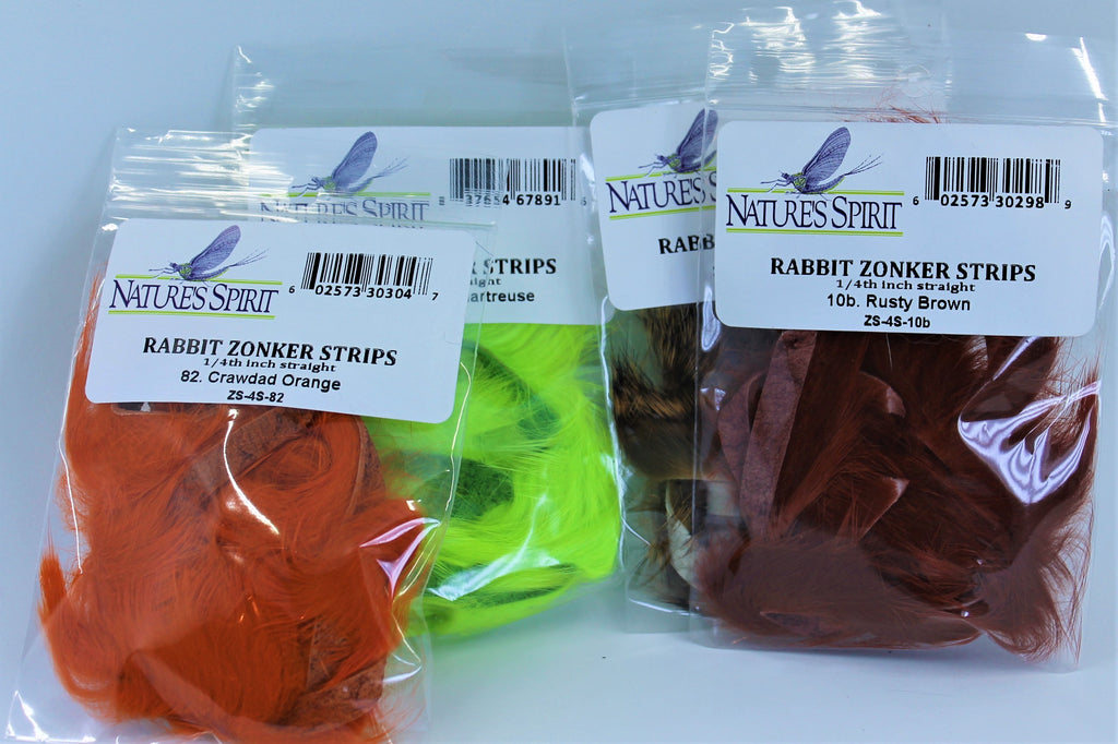 Rabbit Zonker Strips