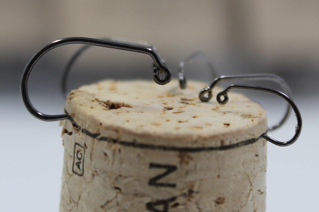 Barbless Wide Gap Jig Hook 25 Pack - Big T Fly Fishing