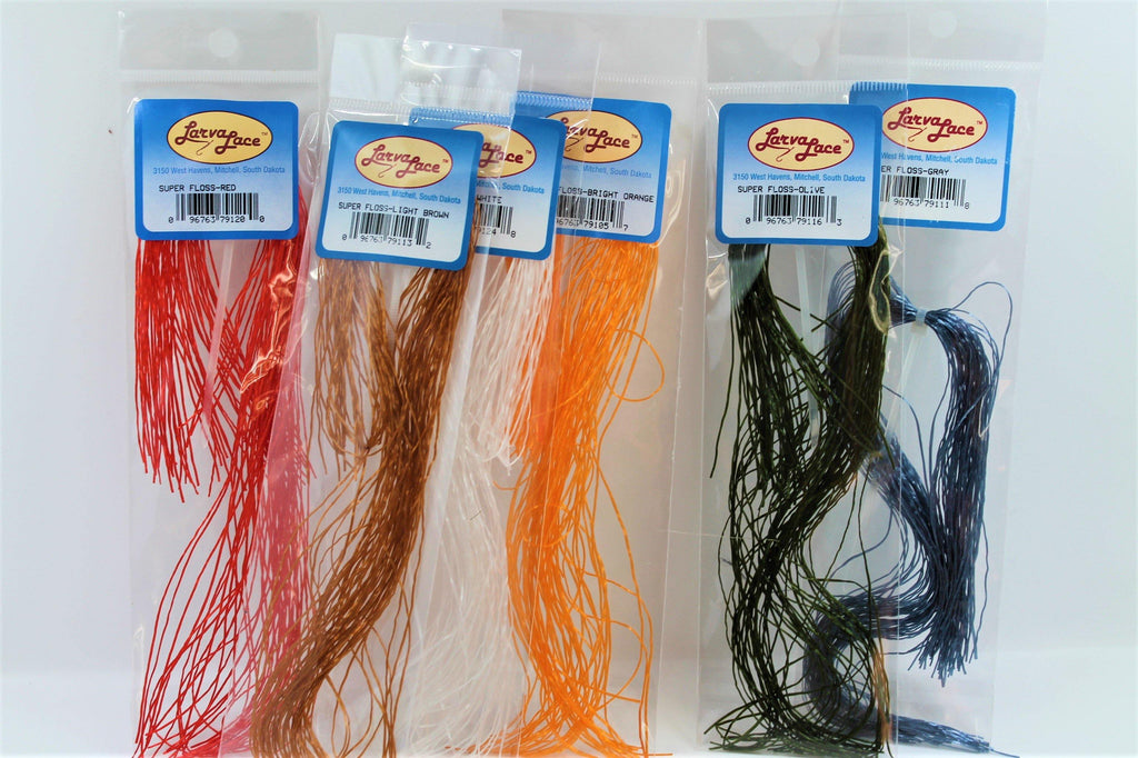 Larva Lace Super Floss
