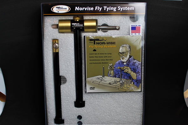 Norvise Fly Tying System Standard Vise
