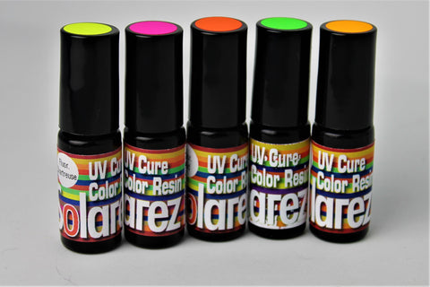 Solarez Colored UV Resin