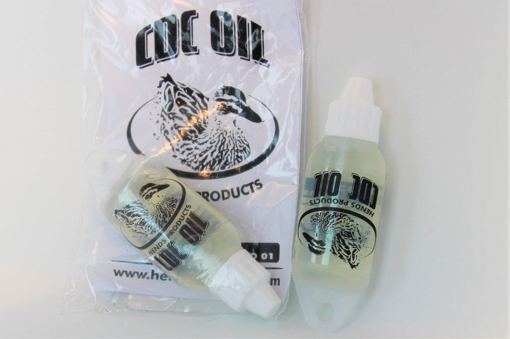 Hends CDC Oil - Big T Fly Fishing