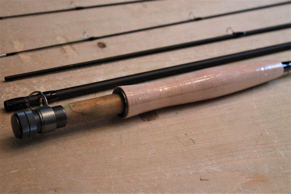 10 Foot 3/4 Weight Nymphing Rod With Extra Tip Section