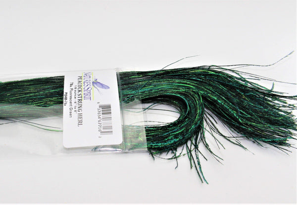 Strung Peacock Herl - Big T Fly Fishing