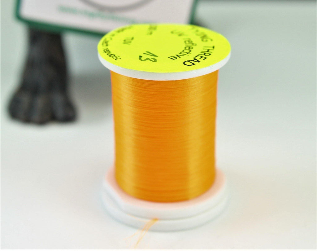 Ian Siman Czech UV Reflective Thread