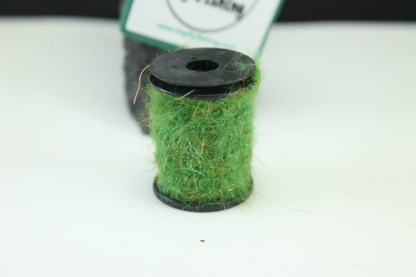 Ian Siman Pearl Squirrel Dubbing Brush Spool - Big T Fly Fishing