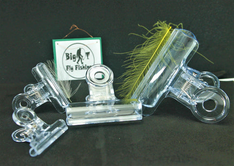 CDC/Materials Clip - 4 pack - Big T Fly Fishing