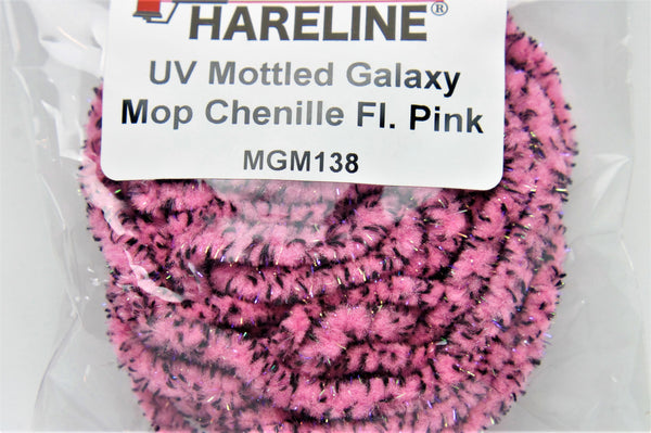 Mop Chenille - UV Mottled Galaxy