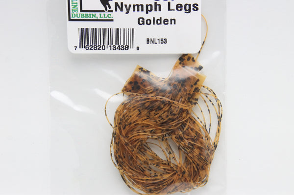 Buggy Nymph Legs