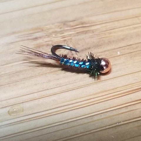 Blueback by Kevin Griffin - Big T Fly Fishing