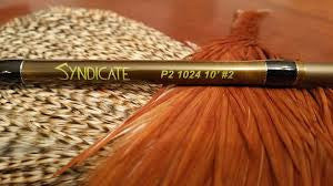 Syndicate 10 foot 2 weight fly rod