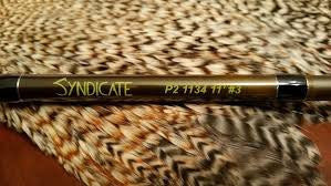 Syndicate 11 foot 3 weight fly rod