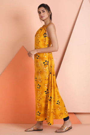 Canary Yellow Maxi Dress
