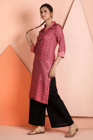 Digital Printed  Kurta