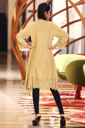 Hazelwood Scallop Kurta