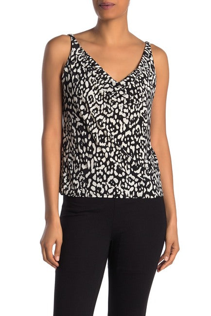 Gimme Some Skin Leopard Print Tank Top