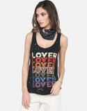 Julianna Rainbow Lover Tank