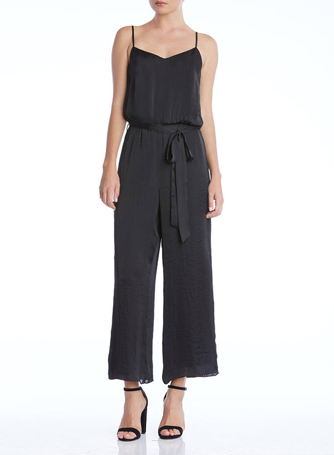 Bailey Juiced Jumpsuit - Black