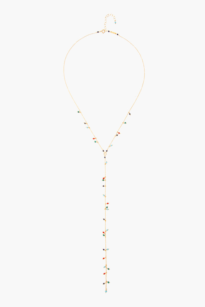 Chan Luu Multicolor Long Necklace