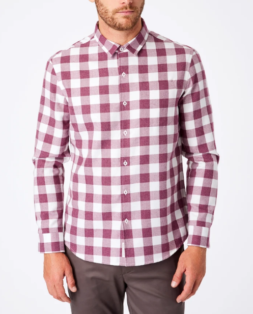 SPARROW LONG SLEEVE FLANNEL