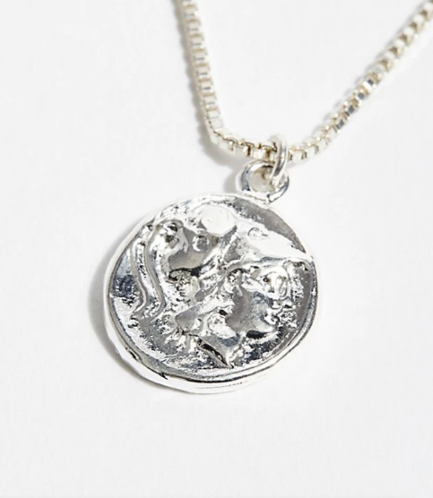 The Fortune Necklace - Silver