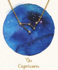 ZODIAC CONSTELLATION NECKLACE- Capricorn